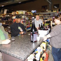 Beer, Wine, and Liquor Tasting Come join us soon!