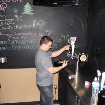 Draft Growler Pours, Craft beer on tap!